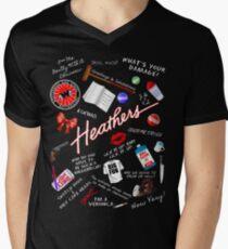 Heather's World Men's V-Neck T-Shirt