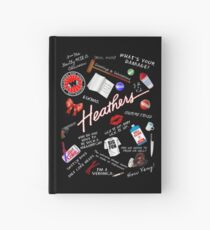 Cuaderno de tapa dura El mundo de Heather