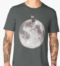 Lost in a Space / Moonelsh Men's Premium T-Shirt