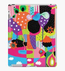 Some Things Are Best Left Unexplained iPad Case/Skin