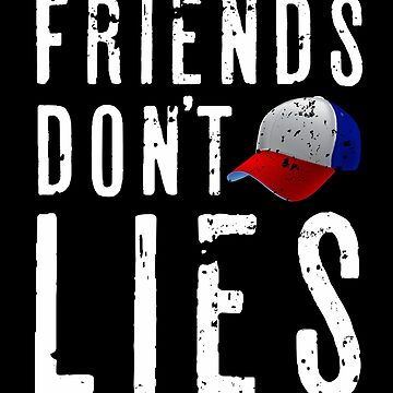Friends Don't Lies - Eleven y sus Amigos Stranger Things by suvil