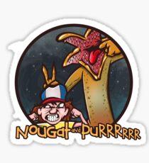 Weirdos From The Upside Down Sticker