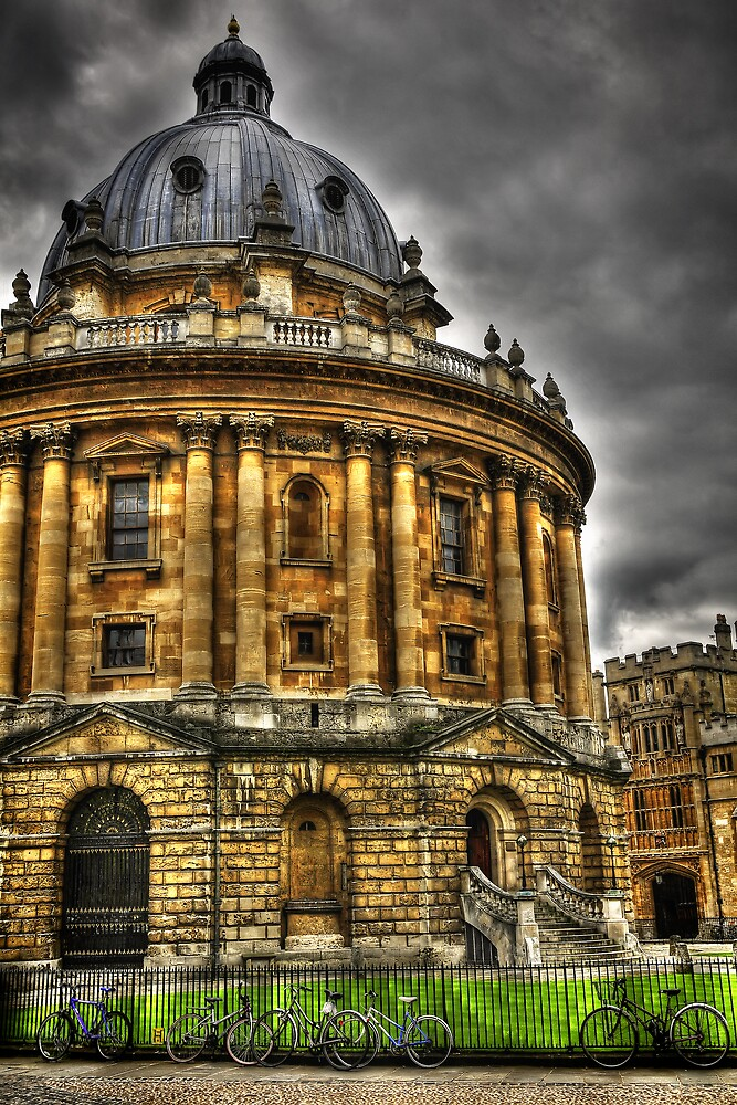 Radcliffe Camera by DocG