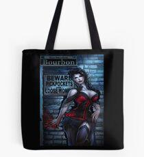 Sexy Vampire Girl  Tote Bag