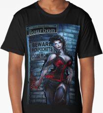 Sexy Vampire Girl  Long T-Shirt
