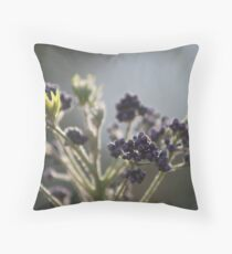 bokeh...! Throw Pillow