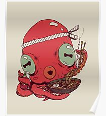 Spicy Ramen Poster