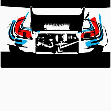 911 RSR  by SpeedyJ