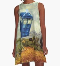 Vincent and the Doctor A-Line Dress