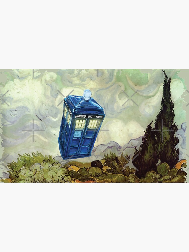 Vincent and the Doctor by Plan8