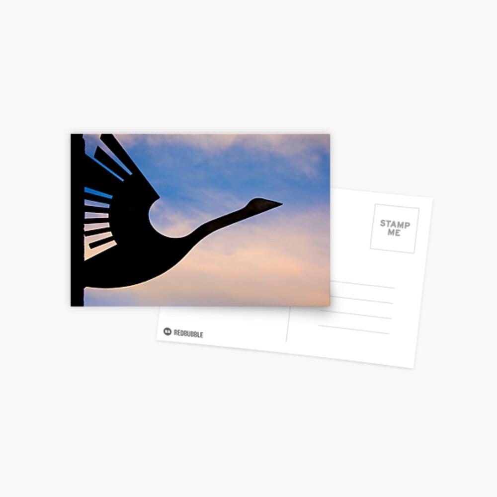 Wanting to take flight Postcard