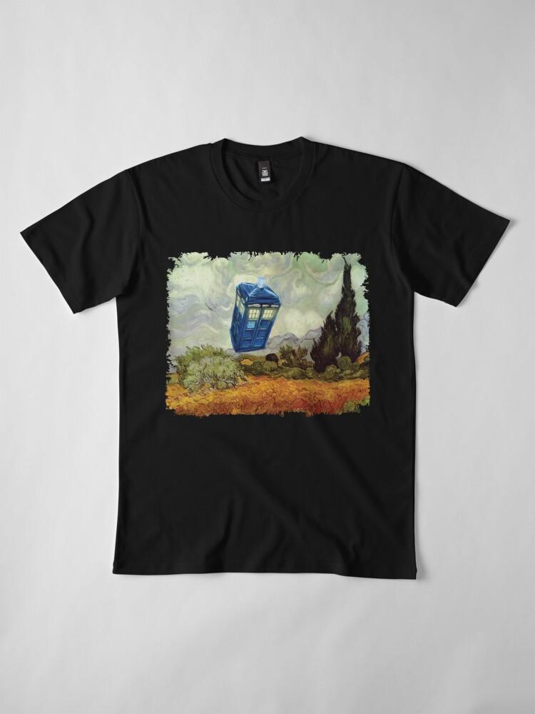 Alternative Ansicht von Vincent und der Doktor Premium T-Shirt
