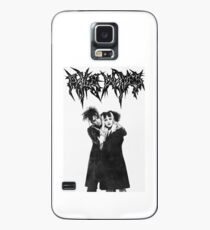 Pale Waves - Black Metal Case/Skin for Samsung Galaxy