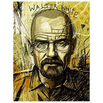 Walter White by Ertin