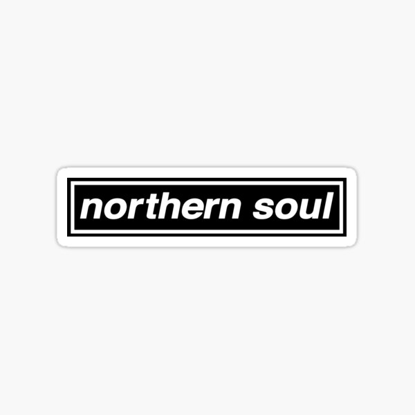 Northern Soul - OASIS Band Tribute - MADE IN THE 90s Sticker