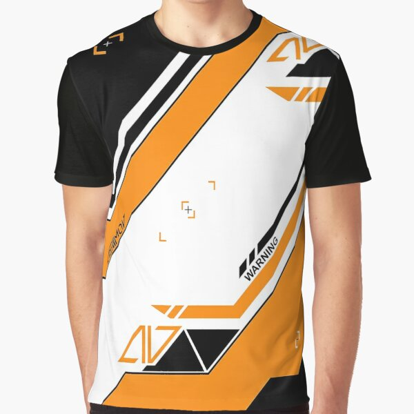 Counter-Strike Global Offensive - Asiimov Skin Graphic T-Shirt