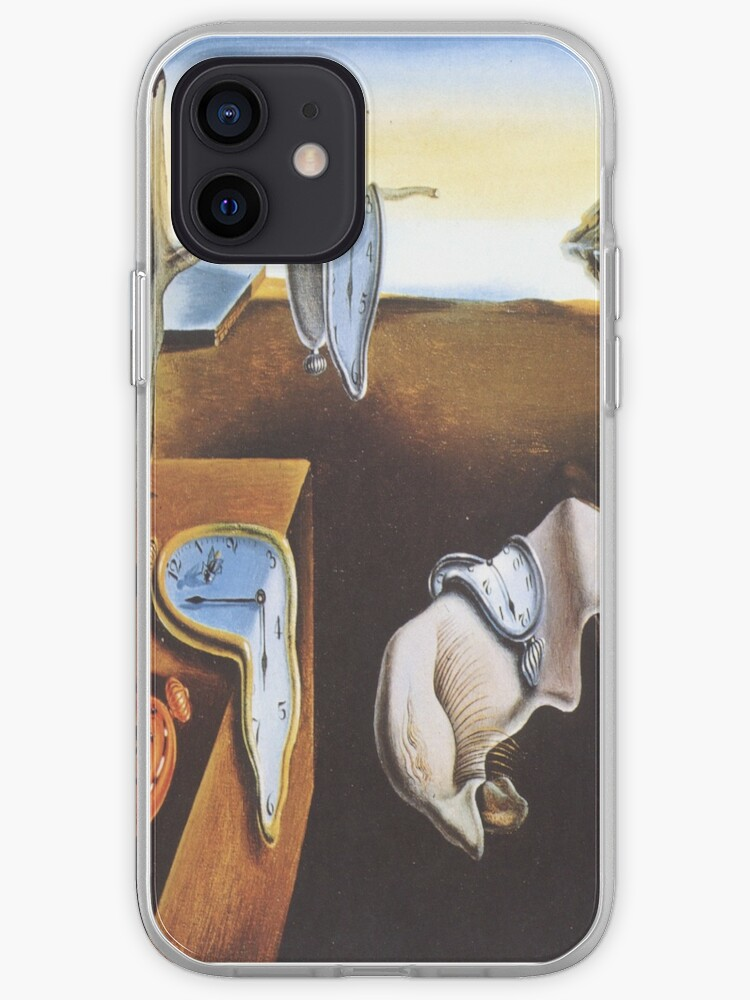 The Persistence of Memory-Salvador Dalí | iPhone Case & Cover