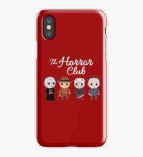 The Horror Club iPhone Case/Skin