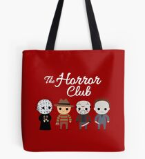 The Horror Club Tote Bag