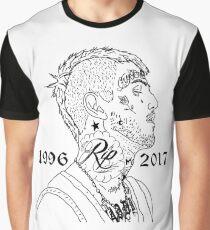 RIP LiL PEEP Graphic T-Shirt