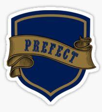 Blue Bronze Badge 3 Sticker