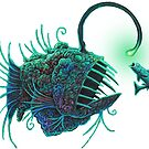Lanternfish by Frost Newton