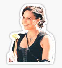 Lana Parrilla sticker Sticker