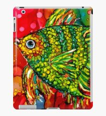 Lila's Angel Fish iPad Case/Skin