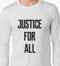 Justice League 'Justice For All' T-Shirt