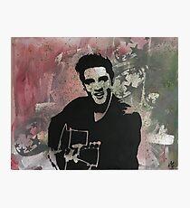 'Elvis Presley' Photographic Print