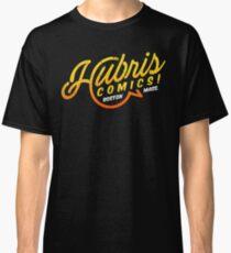 Camiseta clásica ¡Hubris Comics!