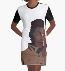 fd2435b12 Insecure Issa Graphic T-Shirt Dress