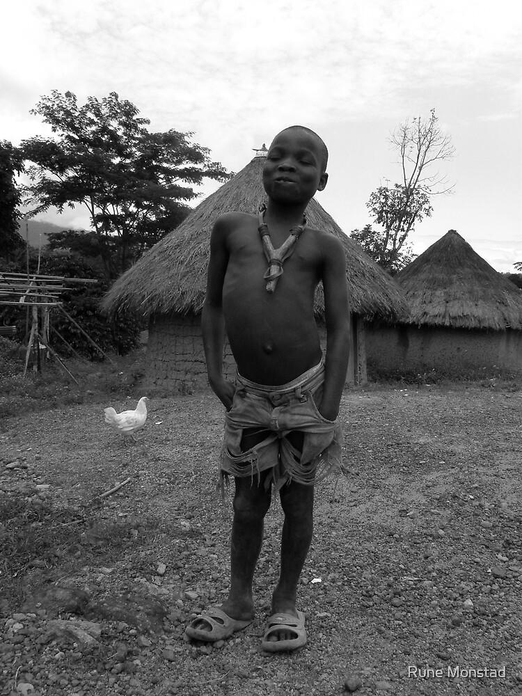 Liberia by Rune Monstad