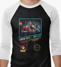 Odyssey NES Box Art - (Super Mario Odyssey) T-Shirt