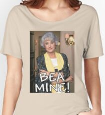 Bea Mine Women's Relaxed Fit T-Shirt