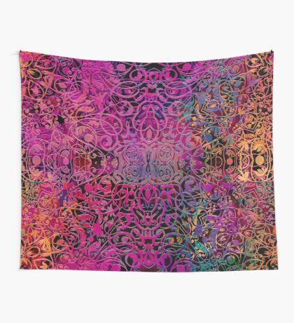 magic mandala 44 #magic #mandala #decor Wall Tapestry
