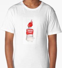 Crimson Lake Long T-Shirt