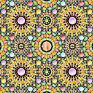 Aurora Mosaic by PatriciaSheaArt