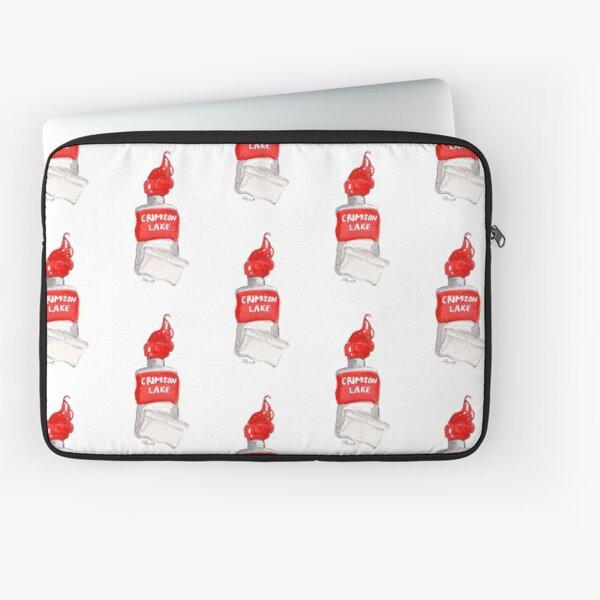 Crimson Lake Laptop Sleeve