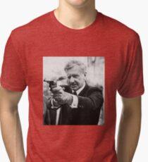 Ian Smith mit einer Pistole Vintage T-Shirt