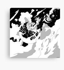 disaster Canvas Print
