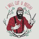Cut U Beech by wytrab8