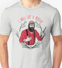 Cut U Beech Unisex T-Shirt