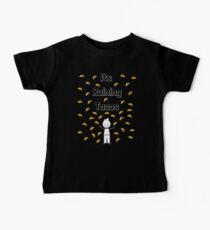 Sein regnender Tacos - Junge Baby T-Shirt