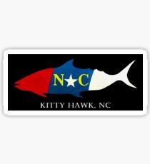 NC Spanish  (Kitty Hawk,NC)   Sticker