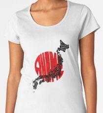 ANIME!!! Premium Scoop T-Shirt