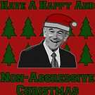 Ron Paul Christmas Sweater by WhoIsJohnMalt