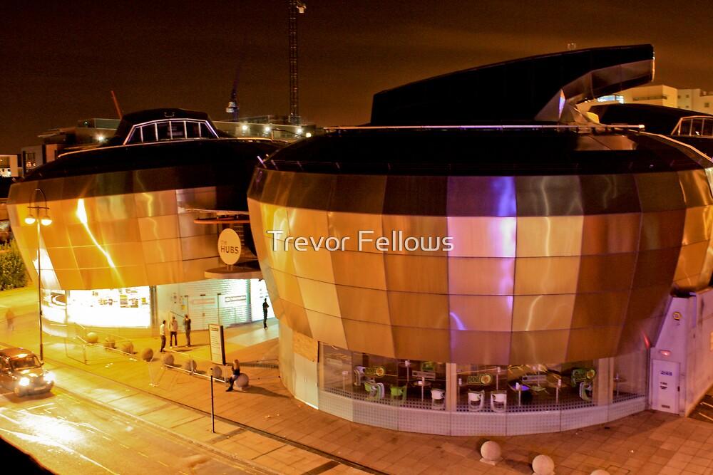Sheffield nights 2 by Trevor Fellows