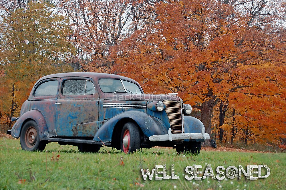 Well Seasoned by back40fotos