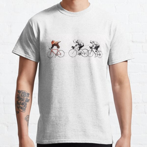 Ewok Bicycle Chase Classic T-Shirt